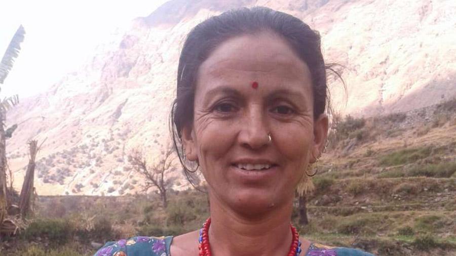 Nanda Devi Karki