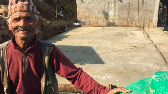 """A helping hand for Nepal's """"Untouchables"""""""
