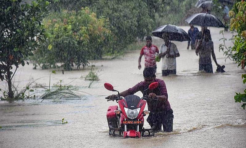 Nepal floods appeal