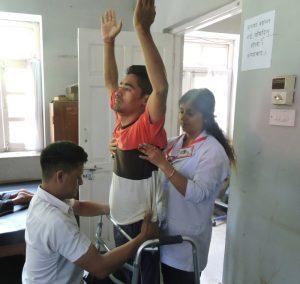 INF Surkhet Rehabilitation - Bhakta's story