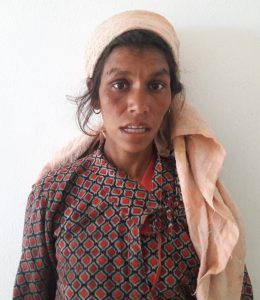 Woman saved from pan by INF Nepal medical outreach camp in Nepal