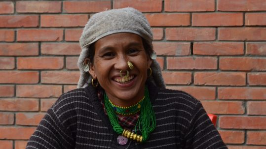 INF Surkhet Fistula Centre patient in Nepal