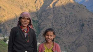 INF works in remote Nepal communities such as Kalikot